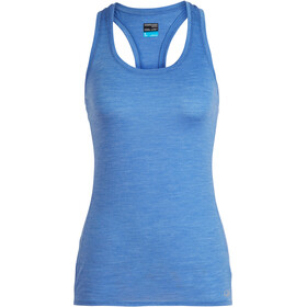 Icebreaker Amplify Racerback Tank Dame cove heather
